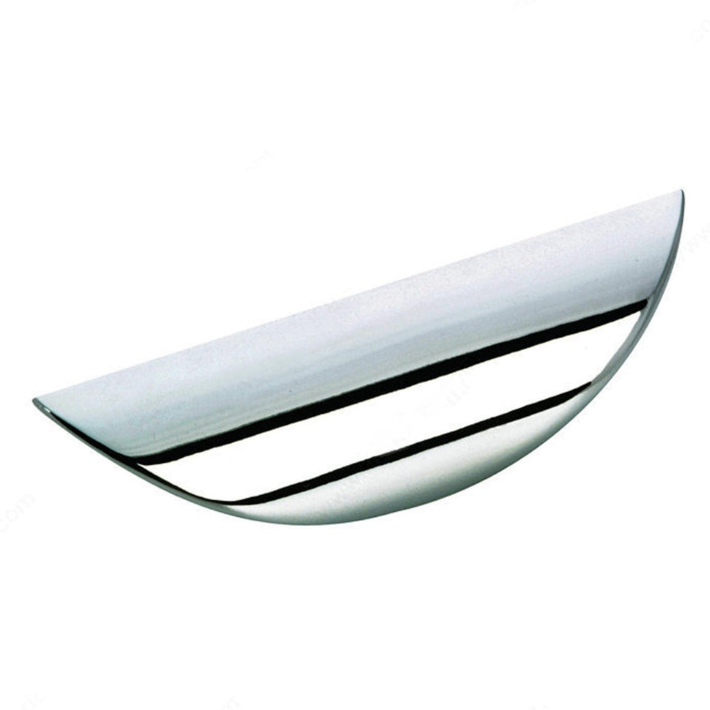 Luna Cabinet Knobs Polished Chrome Drawer Pull - Cabinet Handle