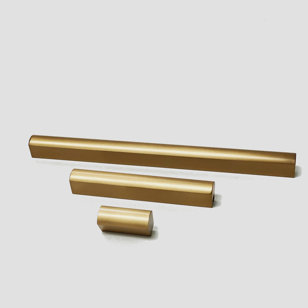 Zak Champagne Bronze Adjustable Drawer Pulls