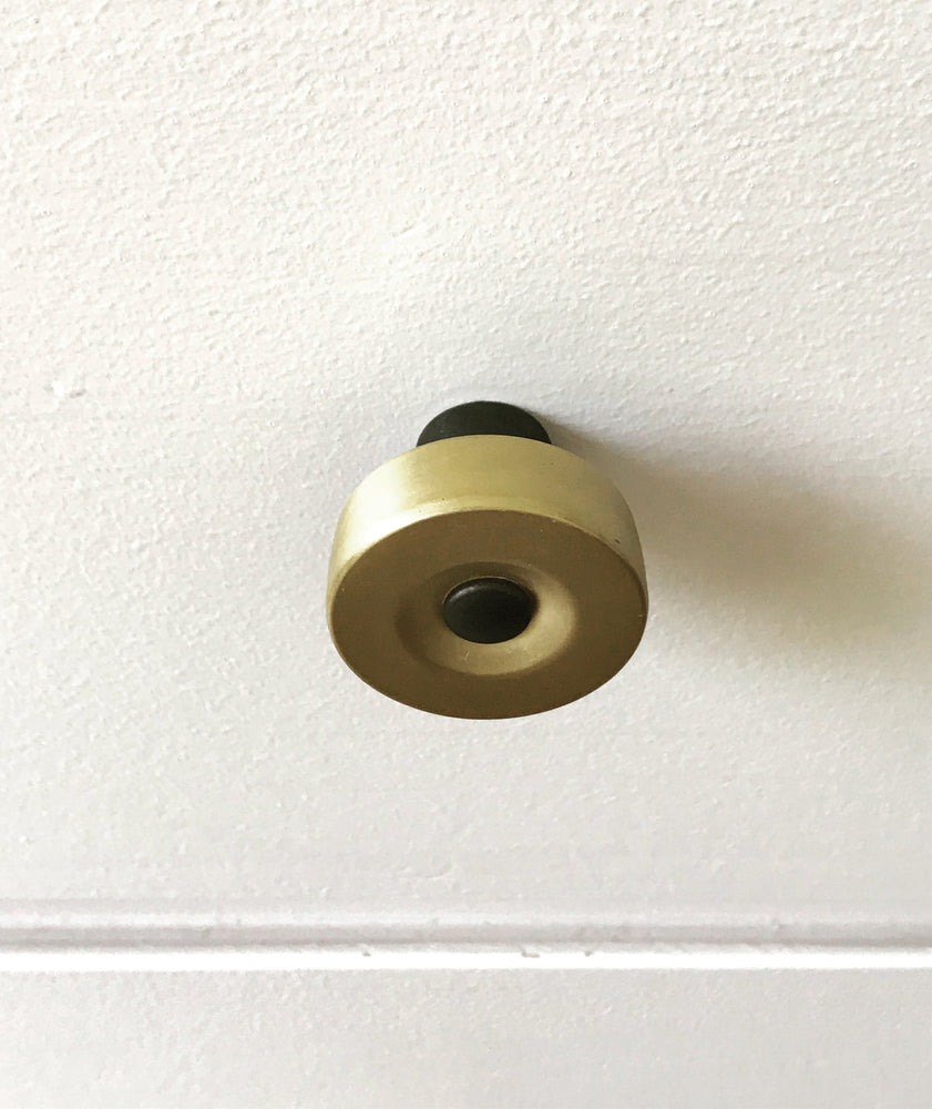 Iron and Brass Cabinet Knob and Drawer Handles - Brass Cabinet Hardware