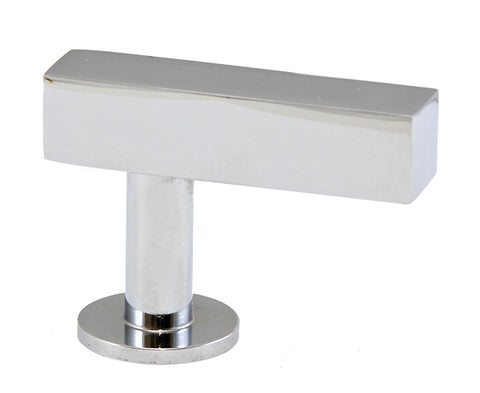 Polished Chrome Lew's Hardware Bar Series - Brass Cabinet Hardware