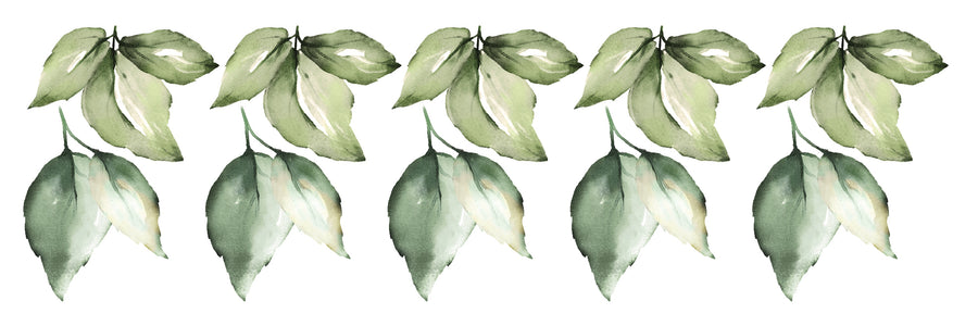 Additional Leaf Wall Decals