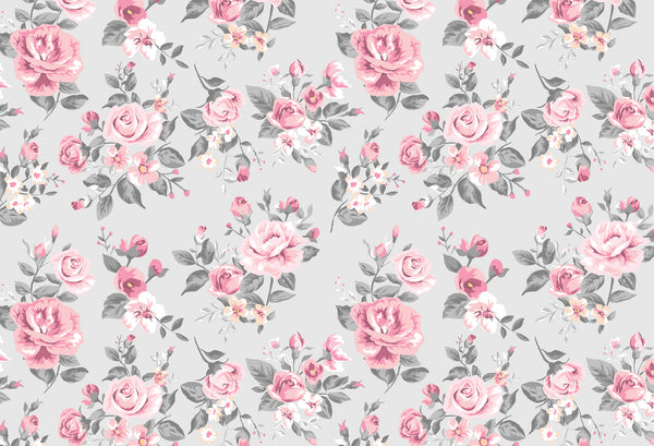 Vintage Rose Wallpaper