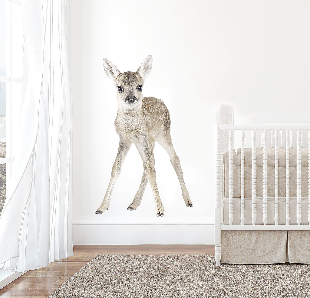 Hello Deer Wall Decal - Ginger Monkey