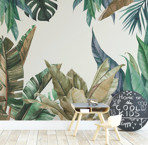 Tropical Rainforest Wallpaper