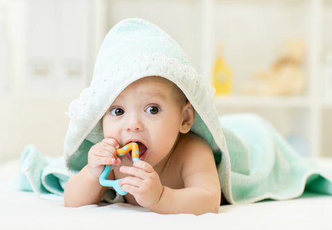 How to ease teething pain
