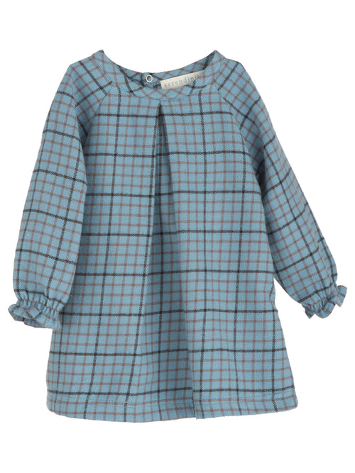 Baby Brushed Dress - Winterchecks