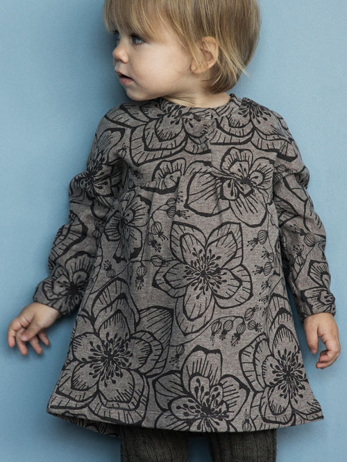 Baby Sweat Dress - Ironflower lifestyle
