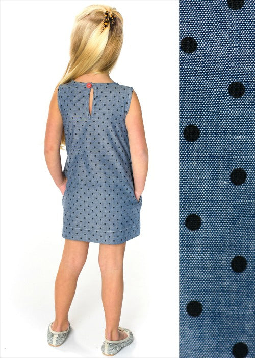 Chambray Dots Tuni Lifestyle 2