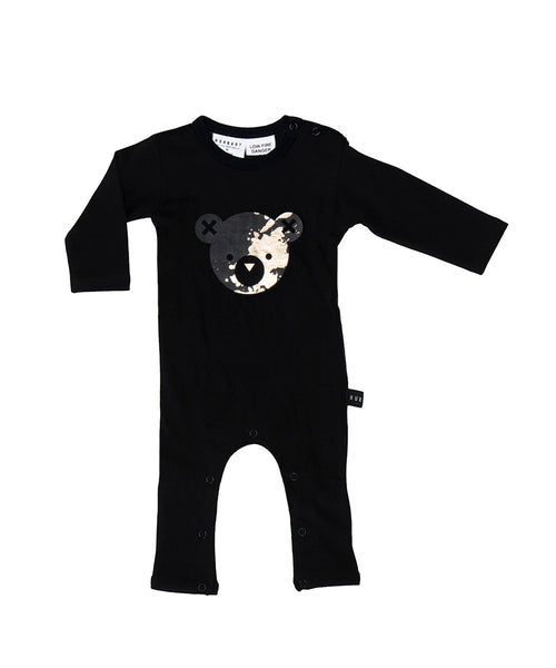 Splash Bear Romper