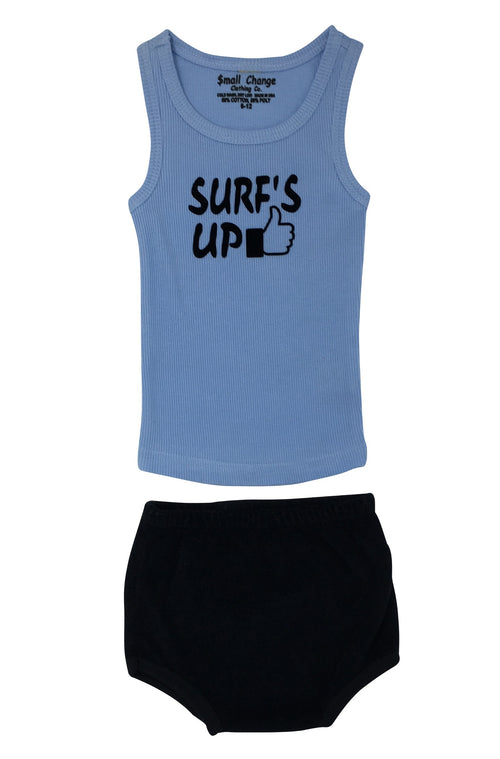 Surfs Up Tank Top with bloomers