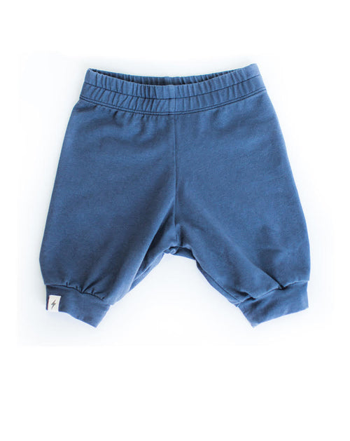 Organic Easy Beach Shorts in Deep Sea