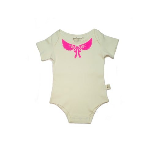 Mommy Onesie, Organic and made in the USA, By Genuineblox