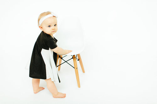 Girl in Swing Dress (Stand)