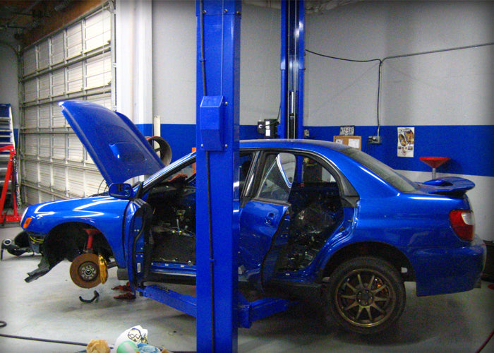subaru s202 sti build ia tuning
