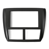 JDM Subaru s206 AV Panel - Matte Black and Onyx