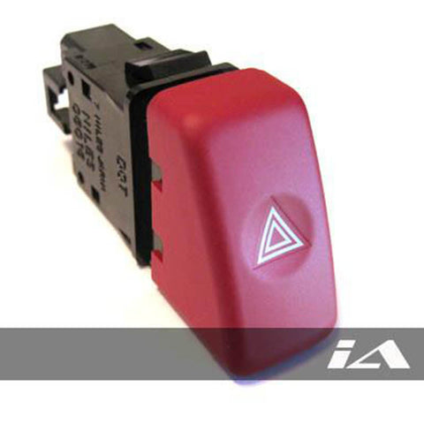 Subaru Red Hazard Switch Impreza 2002-2007
