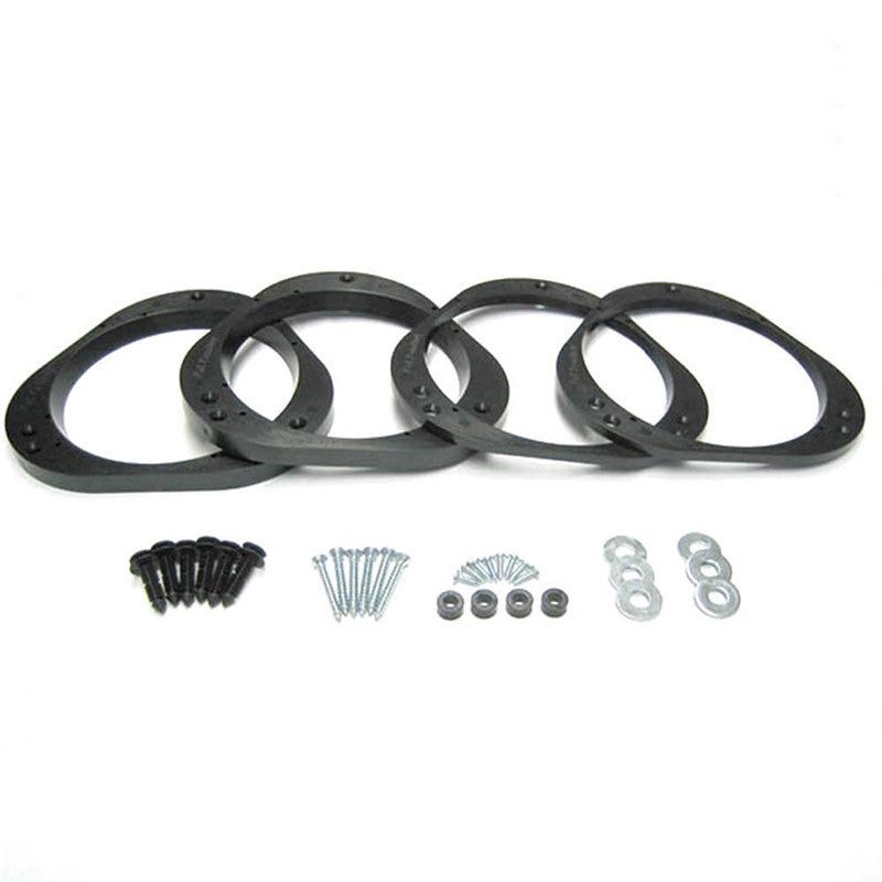 Subaru Speaker Adapter Kit for 6.5""