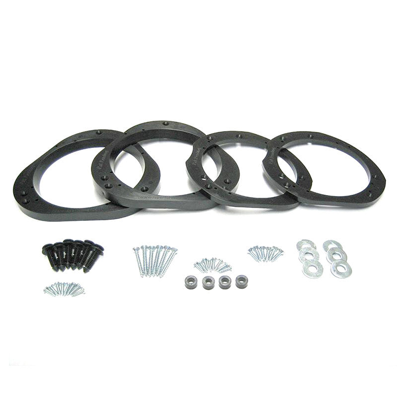 Subaru Speaker Adapter Kit 5.25""