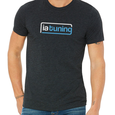 iaTUNING logo T-shirt - a must have