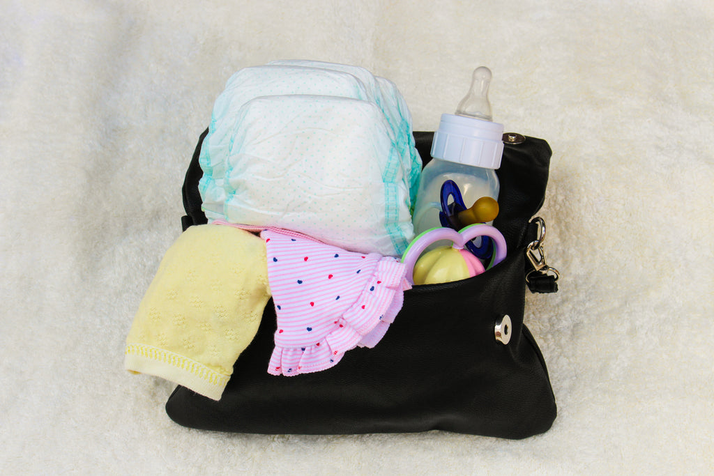 These are the Diaper Bag Essentials
