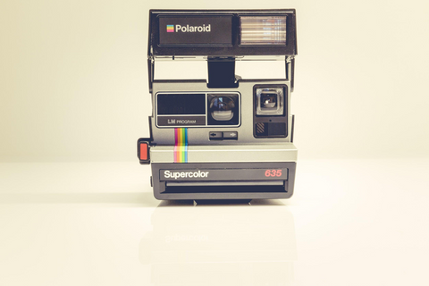 Polaroid Camera | BlueSmart mia Blog