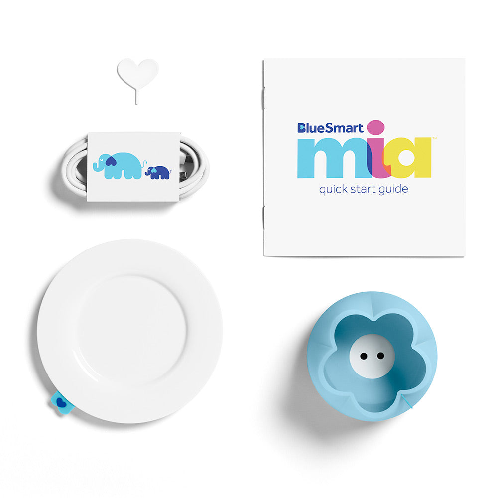 BlueSmart mia - Smart Baby Feeding Monitor (WiFi Edition) - BlueSmart mia