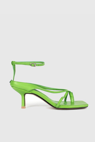 DUCIE Anais Low Heel - Green