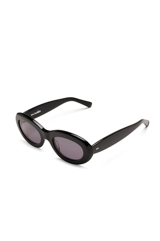 Sun Buddies Black Courtney Sunglasses