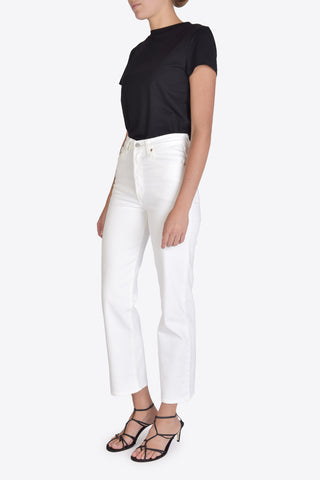 LEVI'S Ribcage Straight Ankle Jeans - In The Clouds