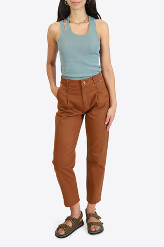 ON PARKS Jack Pant - Brown