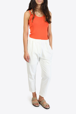 ON PARKS Dock Pant - White