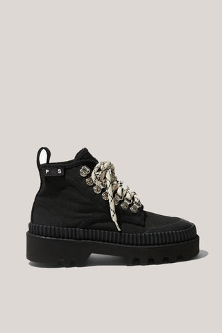PROENZA SCHOULER Lace-Up Hiker Boots - Black