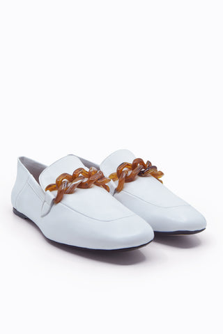 JOSEPH Ripley Loafer - White