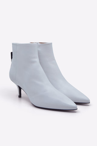 JOSEPH Sioux Pointed Boot - White