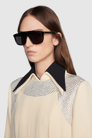 GUCCI GG0544SA001 Sunglasses - Black