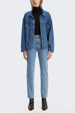 LEVI/S 501 For Woman Jean - Luxor Indigo