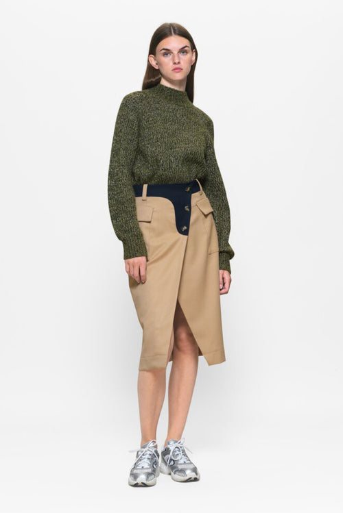 Salvianne Skirt - Camel