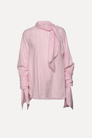 BY MALENE BIRGER Capirona Top - Blossom Pink
