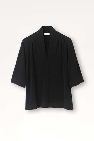 BY MALENE BIRGER Bijana Top - Black