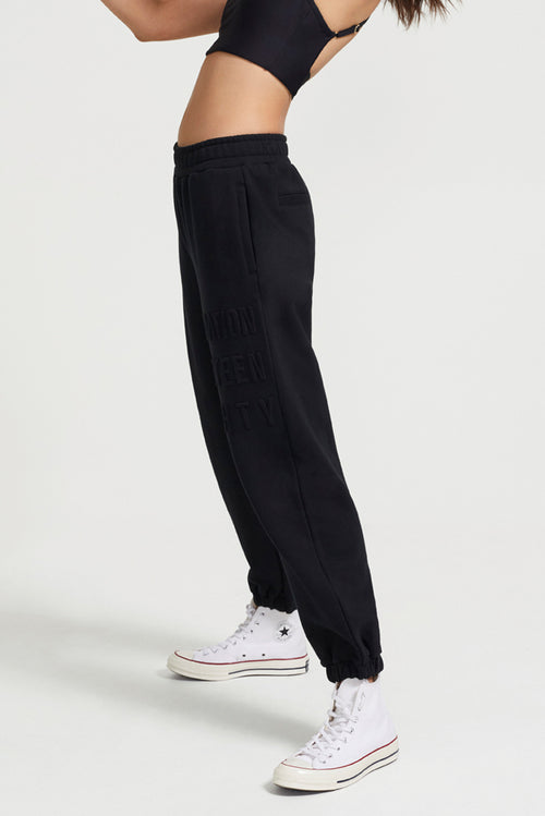 Power Play Track Pant - Black
