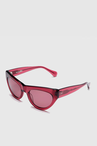 SUN BUDDIES Edgar Sunglasses - Raspberry