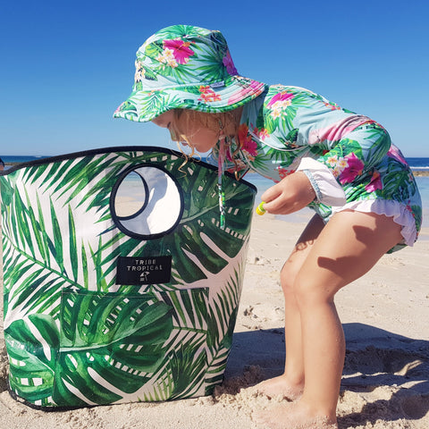 Tropicaluxe Beach Bag