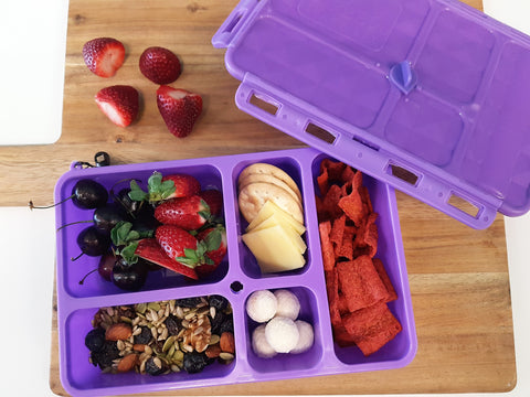 Go Green Snack Box