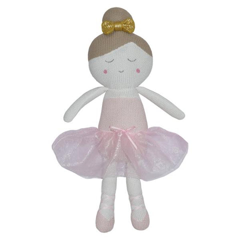 Sophia the Ballerina Knitted Toy
