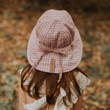 Bedhead Heritage Girls Reversible Panelled Sun Hat