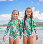 Tropicocky Girls Swimsuit