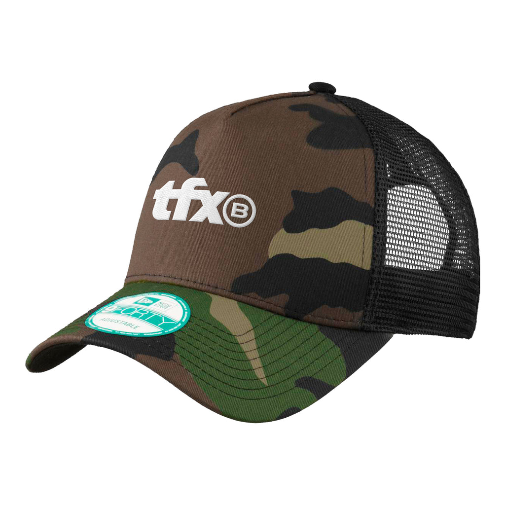 Trucker Hat - Camo Trademarked