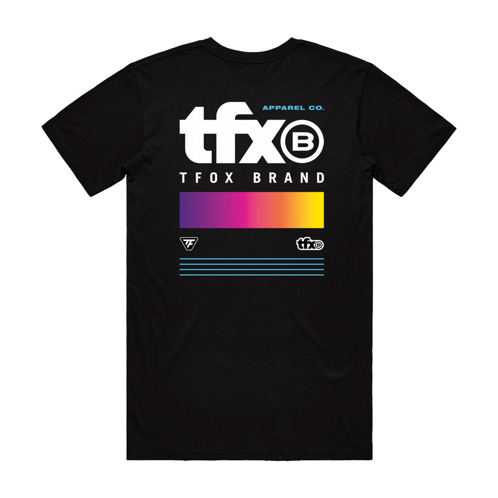 Tshirt - Black Fresh VHS