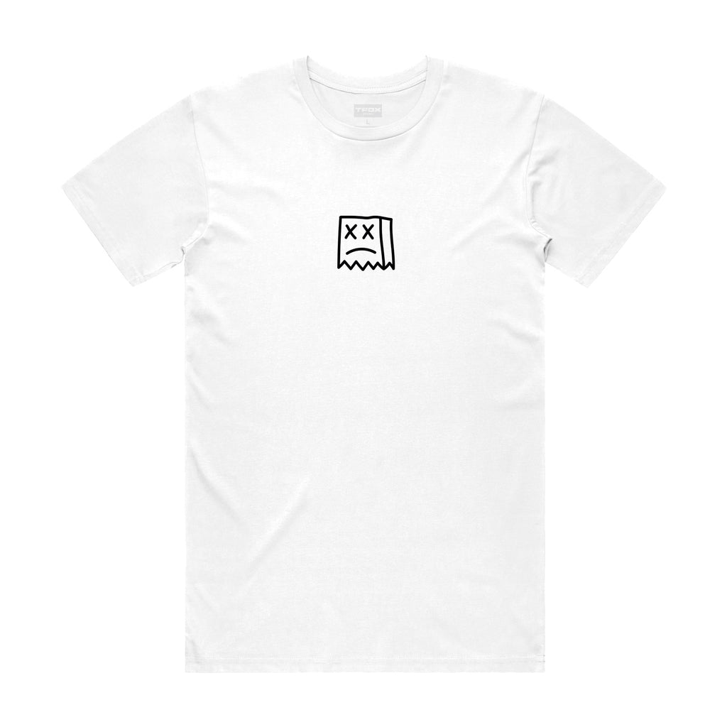 Tshirt - White Loner