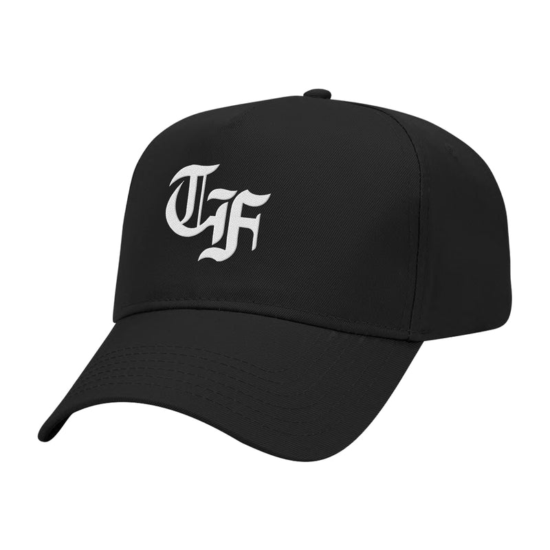 Snapback Hat - Black Synergy